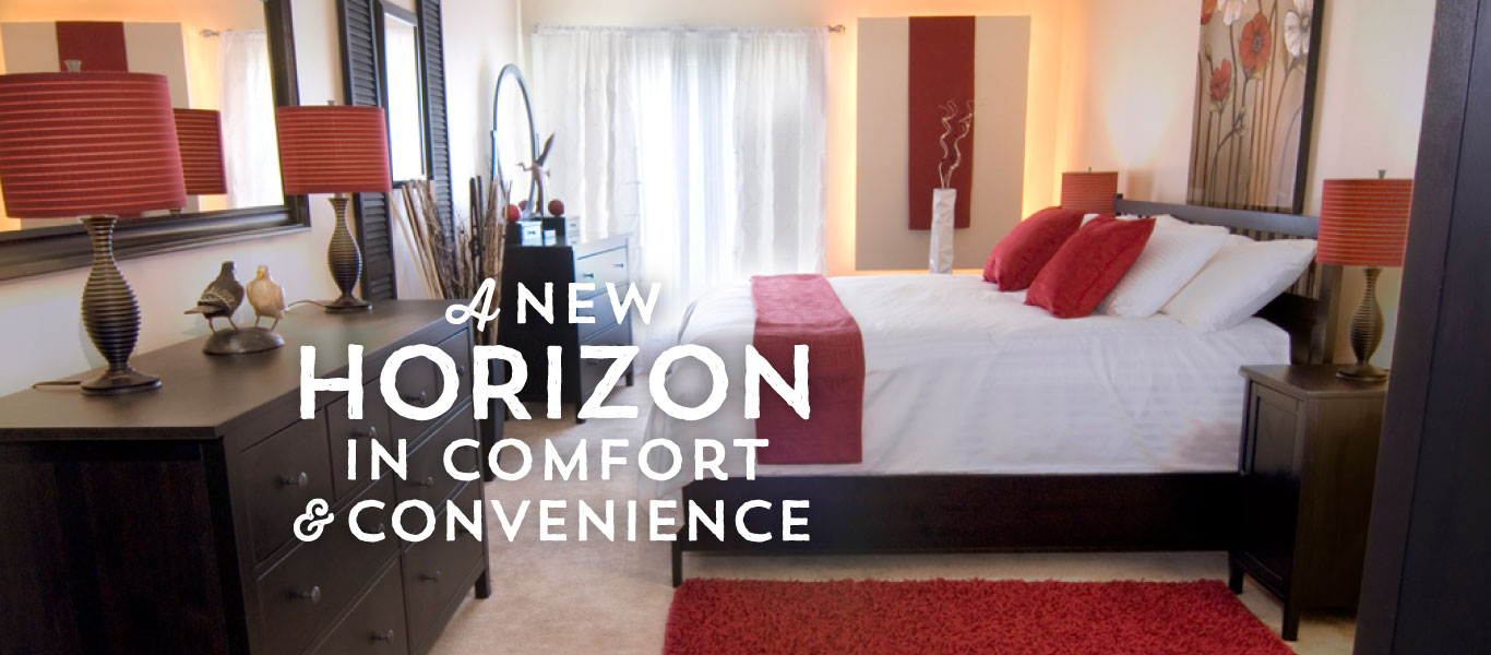 A new horizon in comfort and convenience