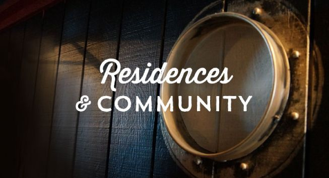 Residences and Community